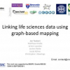 Linking Life Sciences Data Using Graph-Based Mapping