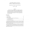 Liouvillian solutions of linear difference-differential equations