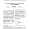 Load Shedding in Classifying Multi-Source Streaming Data: A Bayes Risk Approach