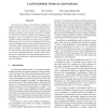 Local Probabilistic Models for Link Prediction