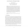Local Properties of Triangular Graphs