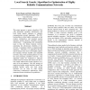 Local Search Genetic Algorithm for Optimization of Highly Reliable Communications Networks