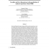 Locality and low-dimensions in the prediction of natural experience from fMRI