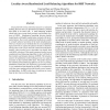 Locality-Aware Randomized Load Balancing Algorithms for DHT Networks