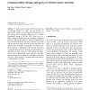 Location-centric storage and query in wireless sensor networks