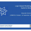 Logic-Based Modeling in Systems Biology