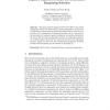 Logical Properties of Belief-Revision-Based Bargaining Solution