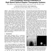 Low-Complexity Velocity Estimation in High-Speed Optical Doppler Tomography Systems