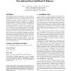 Low-power FPGA using pre-defined dual-Vdd/dual-Vt fabrics