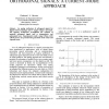 Low voltage analog synthesizer of orthogonal signals: a current-mode approach