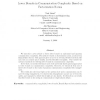 Lower bounds in communication complexity based on factorization norms