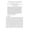 LUT-Based Adaboost for Gender Classification