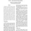 MABAC - Matrix Based Clustering Algorithm