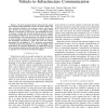 MAC Performance Analysis for Vehicle-to-Infrastructure Communication