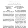 MaCC: Supporting Network Formation and Routing in Wireless Personal Area Networks