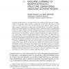 Machine Learning of Morphosyntactic Structure: Lemmatizing Unknown Slovene Words