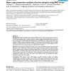 Major copy proportion analysis of tumor samples using SNP arrays