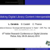 Making Digital Library Content Interoperable