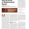 Making Sense of Requirements, Sooner