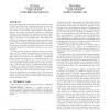 Malleable Schemas: A Preliminary Report