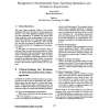 Management of Interdependent Data: Specifying Dependency and Consistency Requirements
