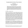 Managing Application Portfolios in Merger Situations