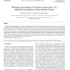Managing the business of software product line: An empirical investigation of key business factors