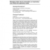 Managing viable virtual communities: an exploratory case study and explanatory model