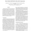 Markov random field models for hair and face segmentation