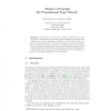 Markov's Principle for Propositional Type Theory