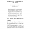 Masking Faults While Providing Bounded-Time Phased Recovery