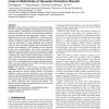 Mass spectrometry data processing using zero-crossing lines in multi-scale of Gaussian derivative wavelet