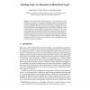 Matching Logic: An Alternative to Hoare/Floyd Logic