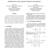 Matching Patterns of Line Segments by Eigenvector Decomposition