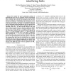 Maximizing the Sum Rate in Symmetric Networks of Interfering Links
