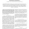 Maximum Likelihood Estimation of Rician Distribution Parameters