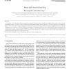 Mean shift-based clustering