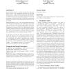 Measuring independence of datasets