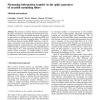 Measuring information transfer in the spike generator of crayfish sustaining fibers