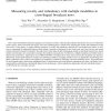 Measuring novelty and redundancy with multiple modalities in cross-lingual broadcast news