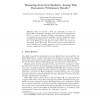 Measuring Structural Similarity Among Web Documents: Preliminary Results