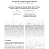 Measuring the Robustness of Resource Allocations in a Stochastic Dynamic Environment