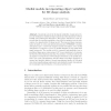 Medial Models Incorporating Object Variability for 3D Shape Analysis