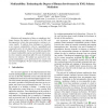 Mediatability: Estimating the Degree of Human Involvement in XML Schema Mediation