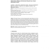 Medical Data Mining on the Internet: Research on a Cancer Information System