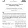 Medium Access Control protocols for ad hoc wireless networks: A survey