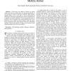 Memetic Algorithm Based Path Planning for a Mobile Robot