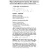 Memory efficient alignment between RNA sequences and stochastic grammar models of pseudoknots