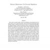 Memory Maintenance via Neuronal Regulation