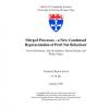 Merged Processes - A New Condensed Representation of Petri Net Behaviour